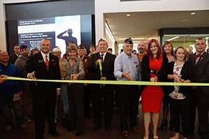 Kearney Center VMRC Ribbon Cutting