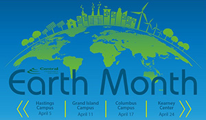 Earth Month Poster
