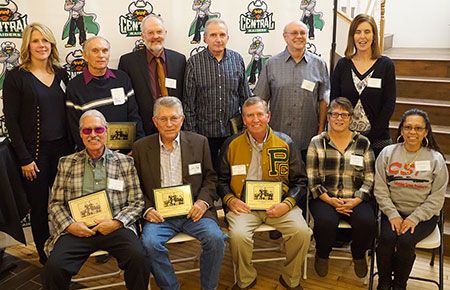 2019 CCC Athletic Hall of Fame Inductees