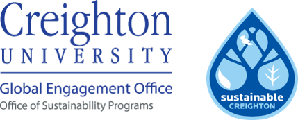 Creighton Sustainability Logo