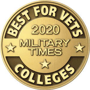 Military Times Best for Vets Colleges 2020
