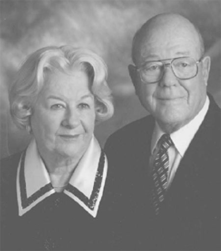 "S.N. ""Bud"" and Gloria Wolbach"